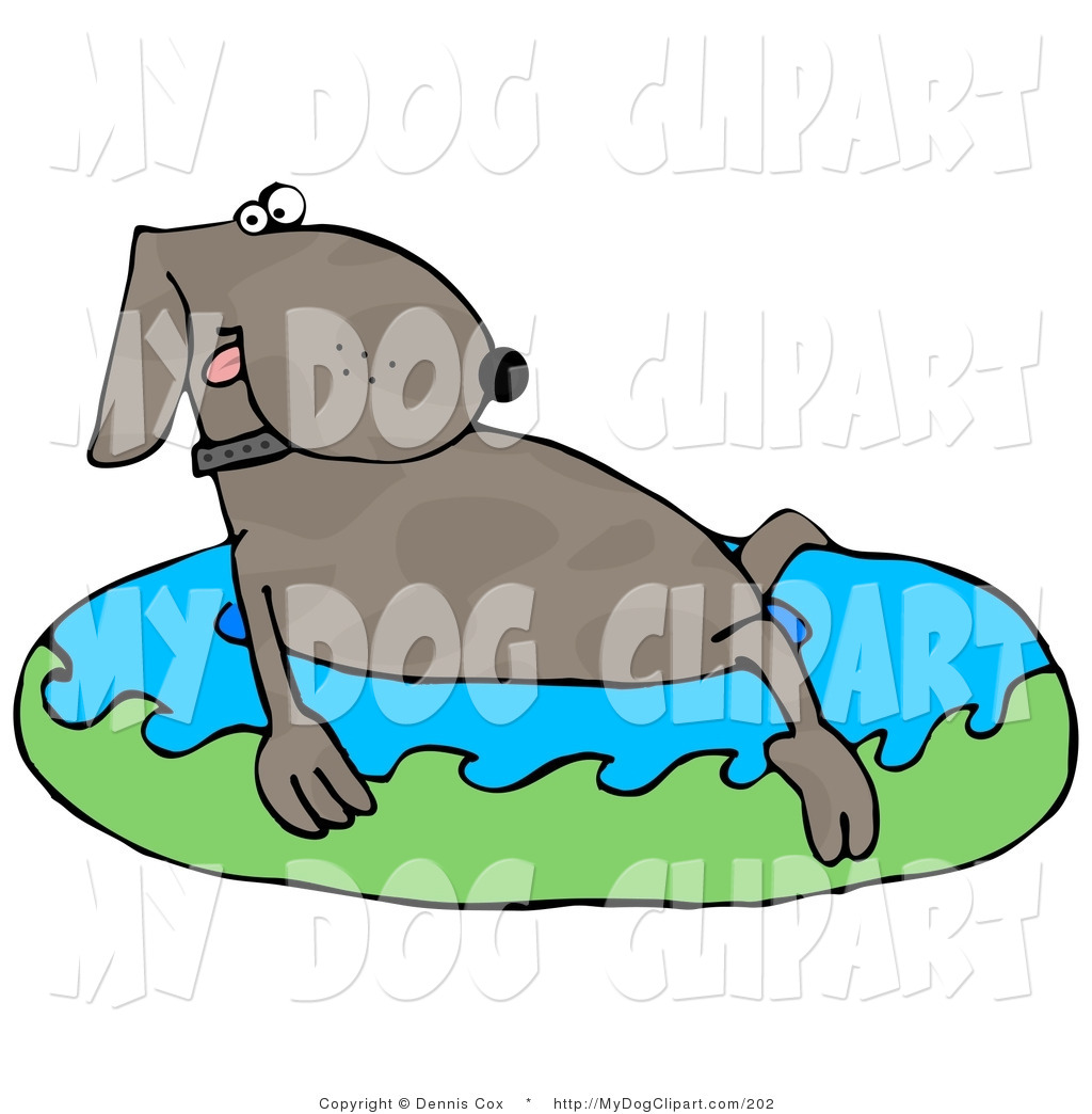 Kiddie Pool Clipart.