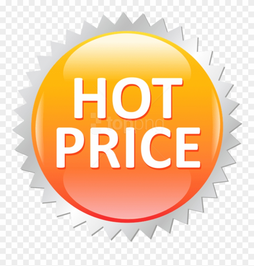 Free Png Download Hot Price Sale Label Clipart Png.