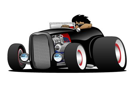 3,145 Hot Rod Cliparts, Stock Vector And Royalty Free Hot Rod.