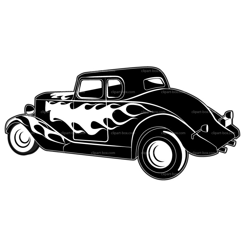 Hotrods Clipart 20 Free Cliparts