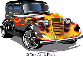 Hotrod Stock Illustrations. 283 Hotrod clip art images and royalty.