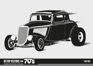 Hot Rod Clipart Free Download.