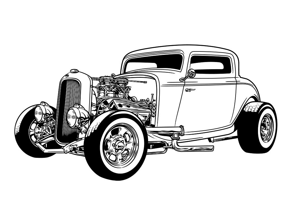Hot Rod Png (105+ images in Collection) Page 2.