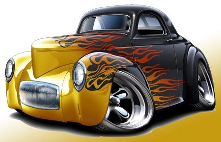 Showing post & media for Street rod cartoon.