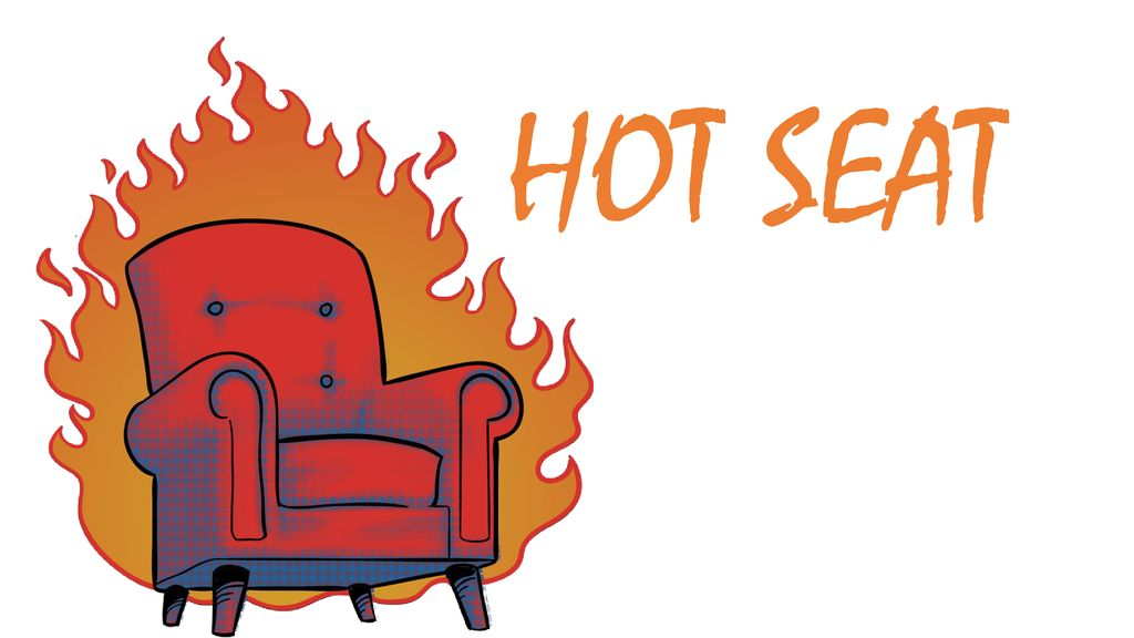 Hot seat clipart Transparent pictures on F.