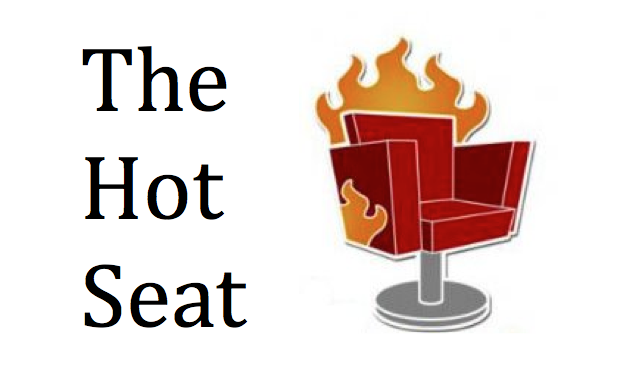Hot Seat Clipart.