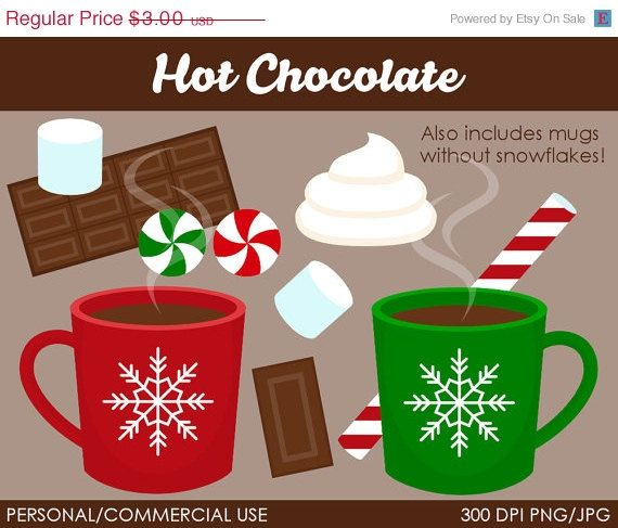 1000+ images about HOT CHOCOLATE AND COFFEE CLIPART on Pinterest.