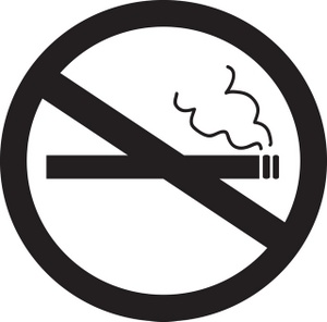 Images of no smoking clipart.