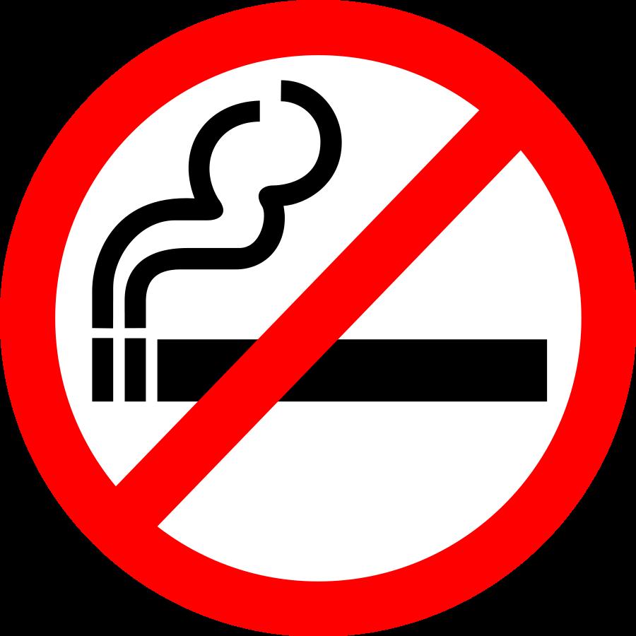 Smoking Clipart.