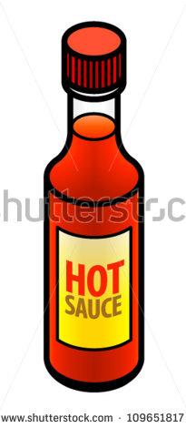 Hot Salsa Clipart.