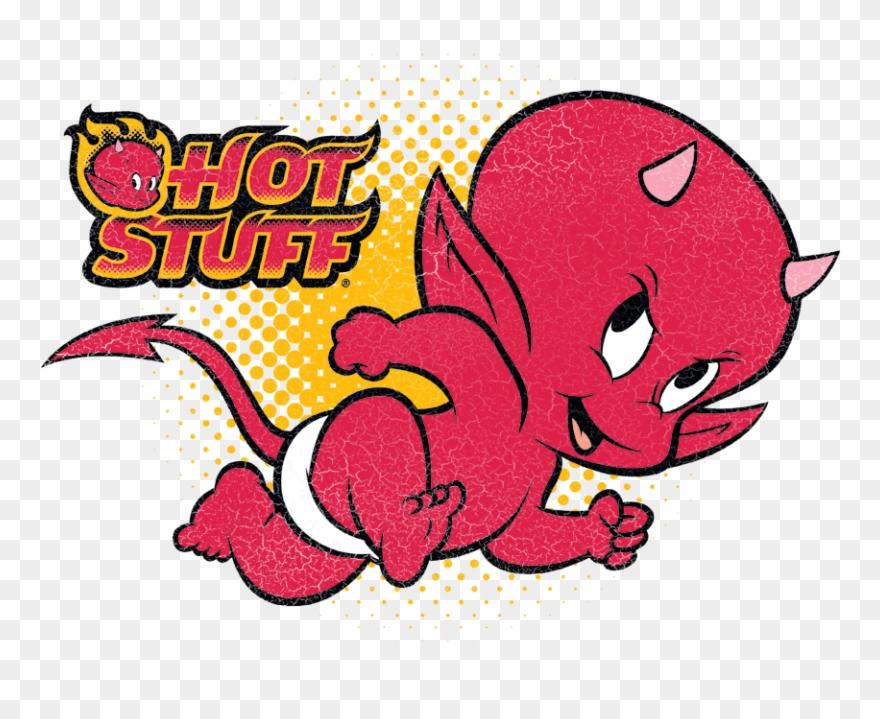 Hot Stuff Little Devil Men's Tank.