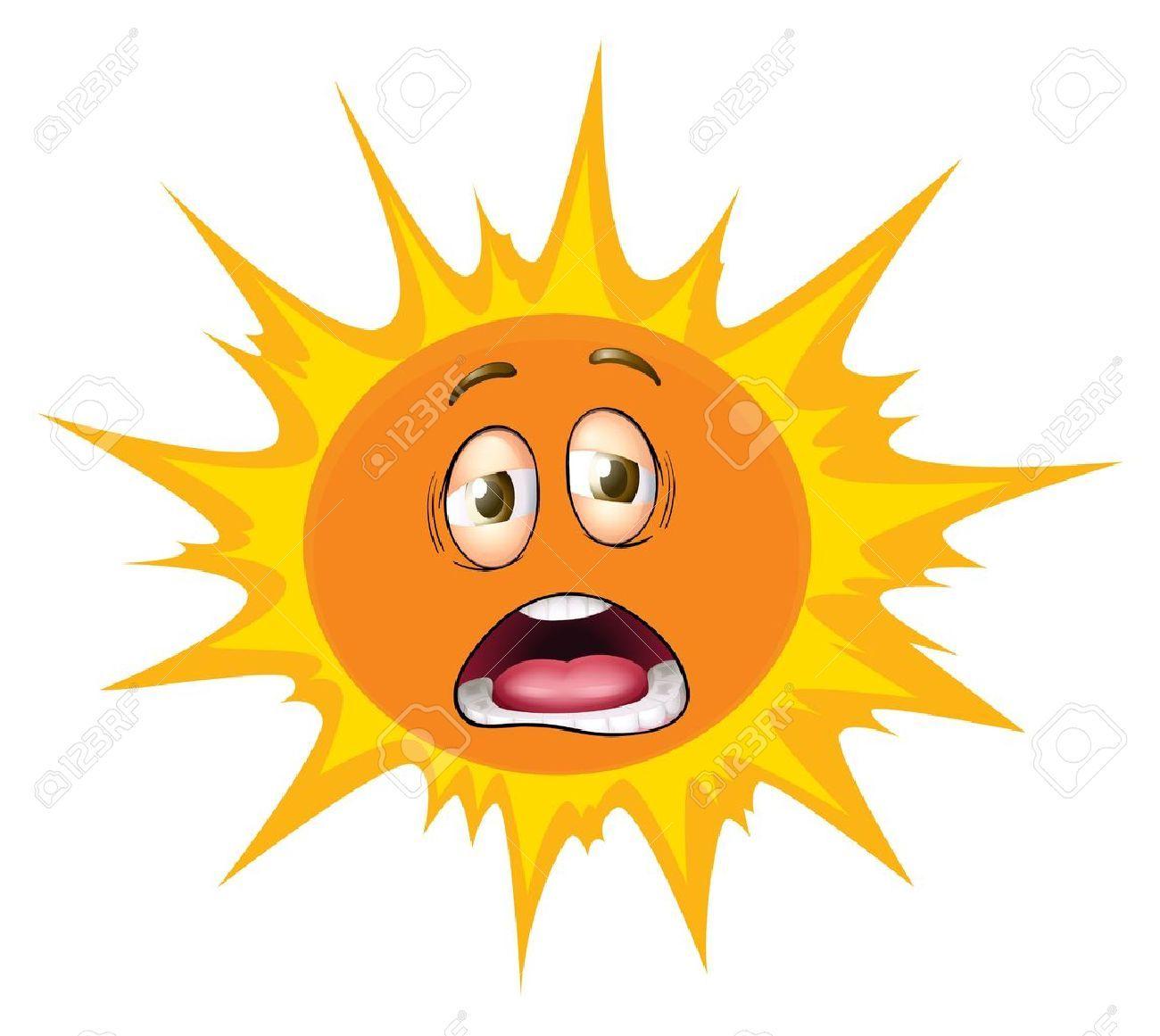 Hot sun clipart 2 » Clipart Portal.