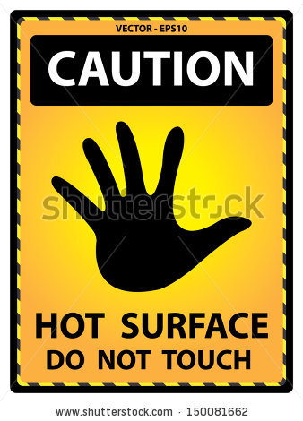 Hot Surface Stock Images, Royalty.