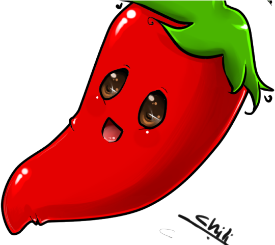 Download HD Pepper Clipart Hot Tamale.