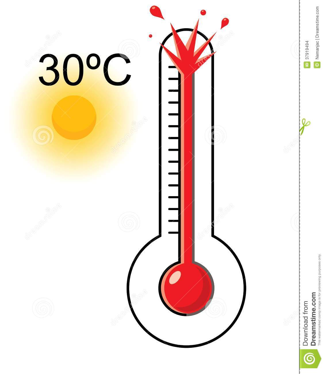 Pics Photos Thermometers Clip Art Thermometer Clip Art.