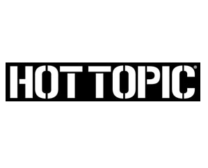 Hot topic Logos.