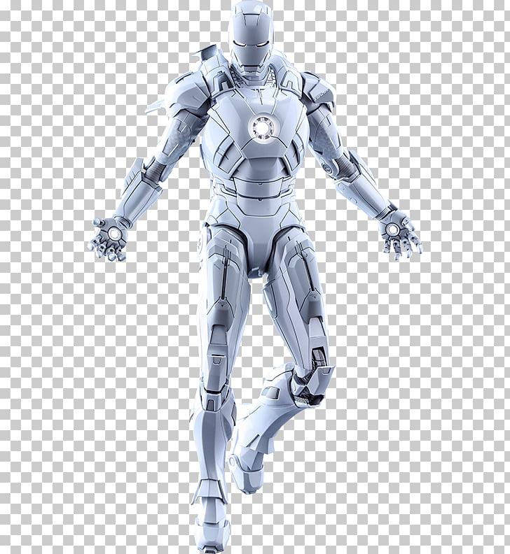 The Iron Man Spider.