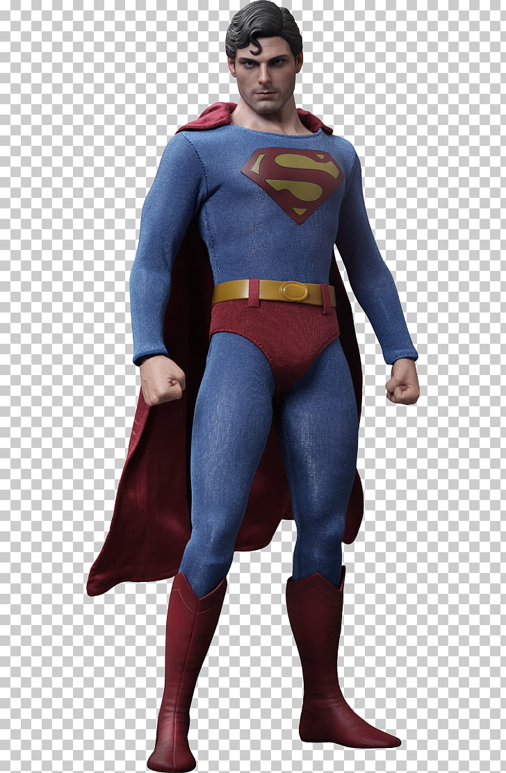 Superman III Batman Hot Toys Limited Action & Toy Figures.