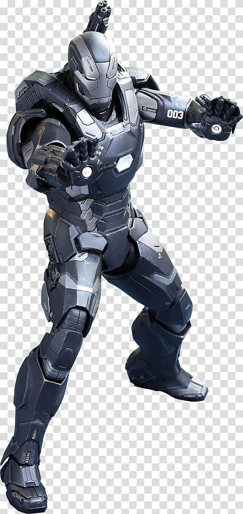 War Machine Iron Man Hot Toys Limited Marvel Cinematic.