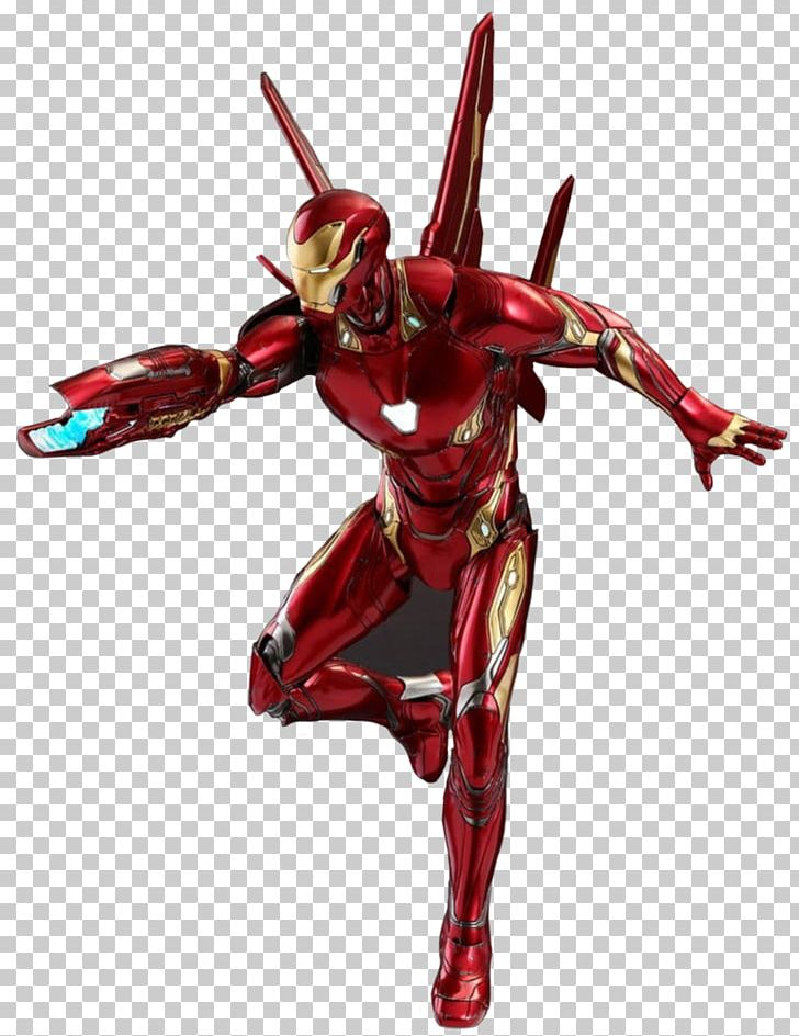 Iron Man Spider.