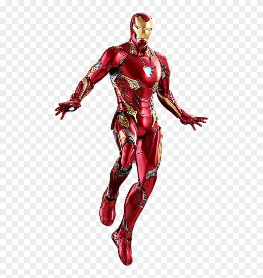 Iron Man Fly Photo.