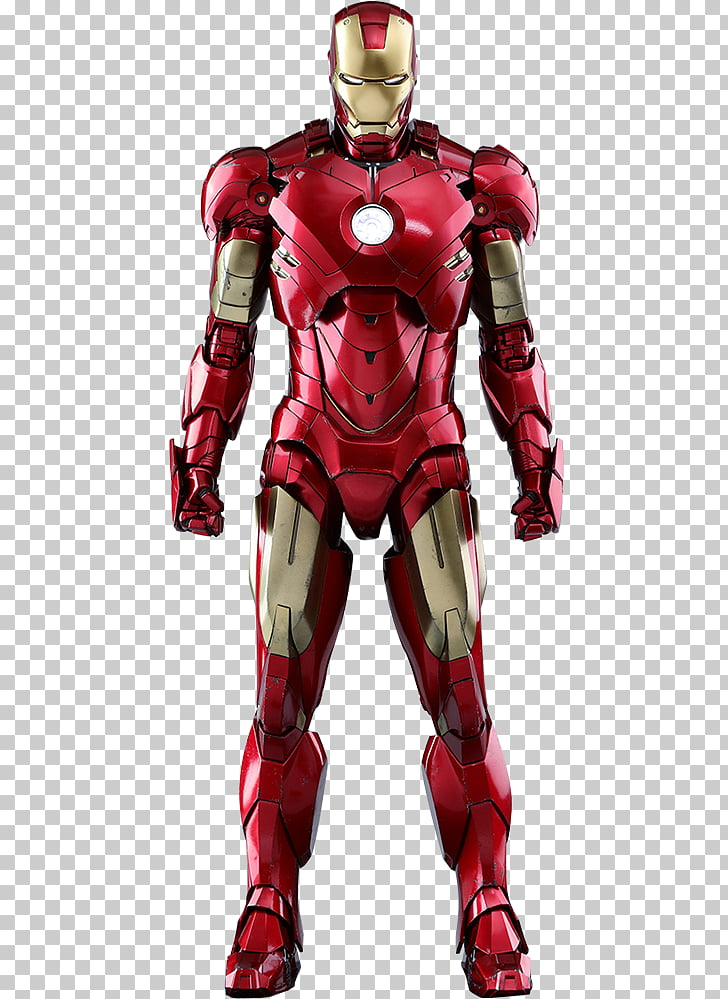 Iron Man\'s armor Action & Toy Figures Hot Toys Limited.