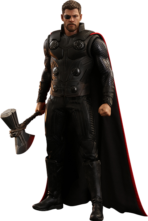 Marvel Thor Sixth Scale Figure by Hot Toys.