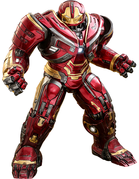Marvel Hulkbuster Sixth Scale Figure by Hot Toys.