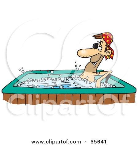 Hot Tub Posters & Hot Tub Art Prints #1.