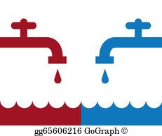 Hot Water Clip Art.