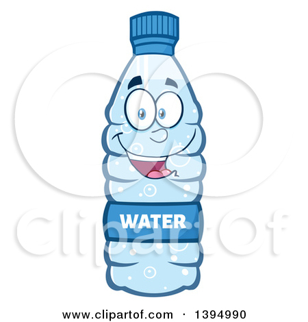 Free Water Drop Clipart Illustration.
