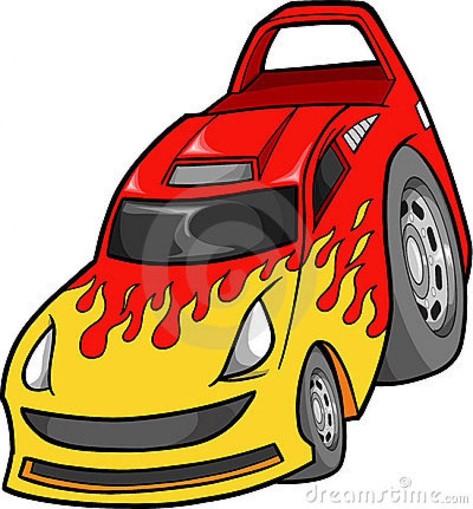 Hot Wheels Clipart Free.