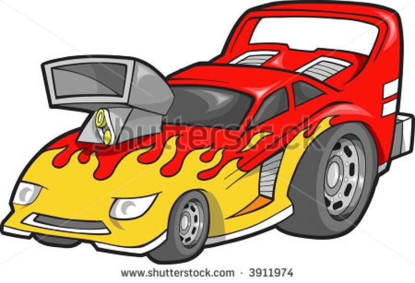Hot Wheels Car Clipart Free Clipground