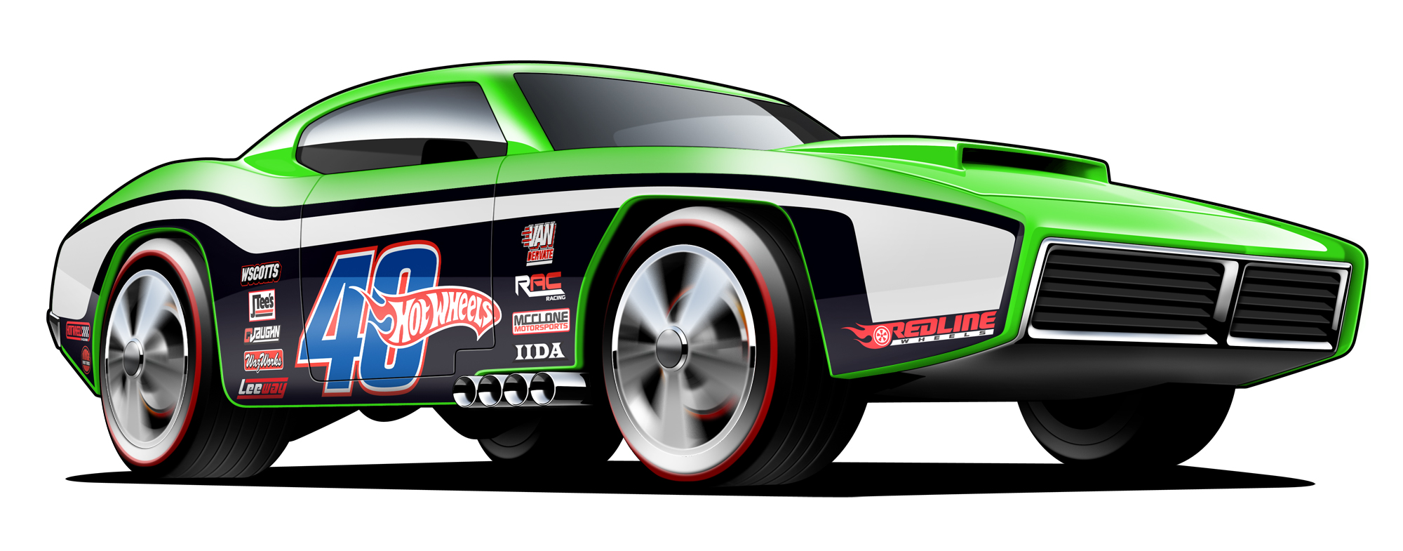 Hot Wheels Car Clipart Free 20 Free Cliparts Download