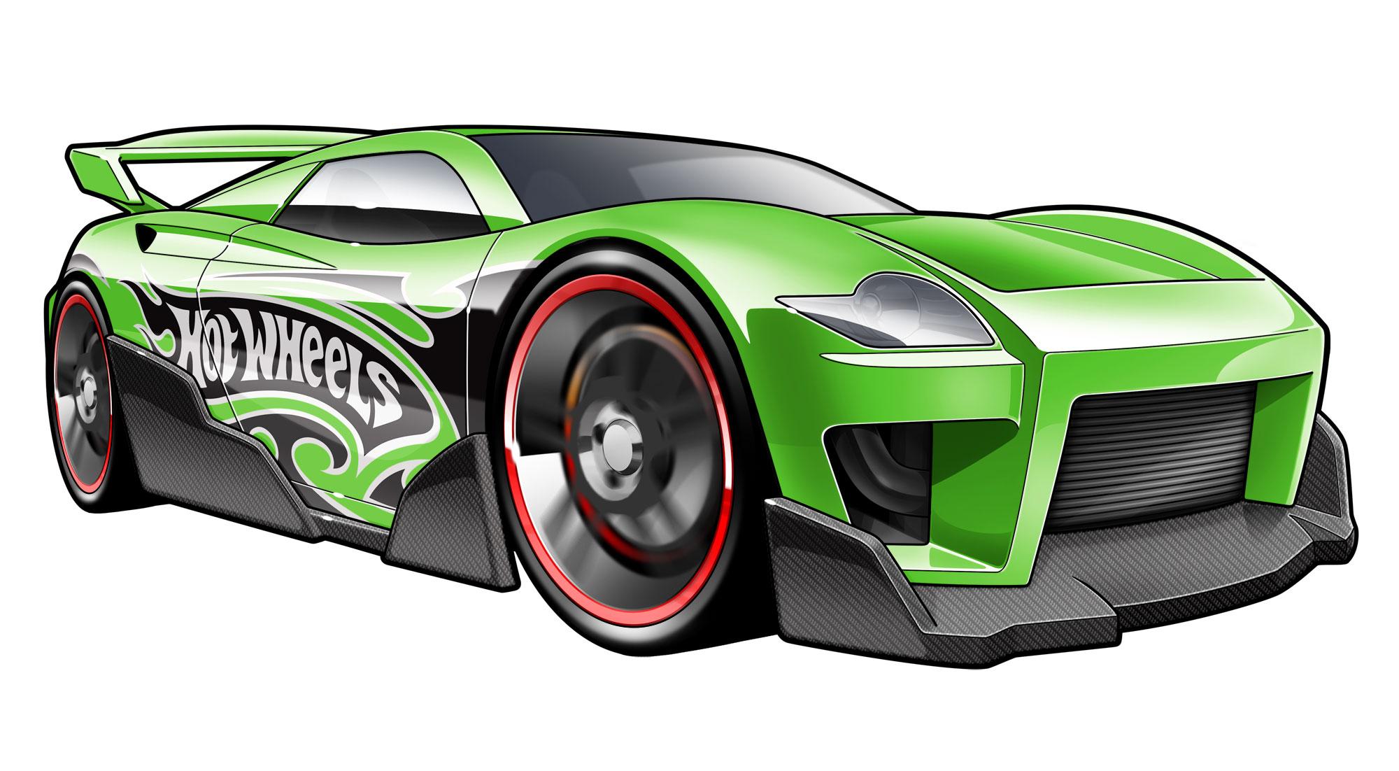Hot Wheels Car Clipart Free.