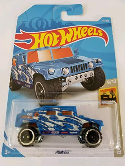 Hot Wheels 2019 Regular Treasure Hunt Baja Blazers 9/10.