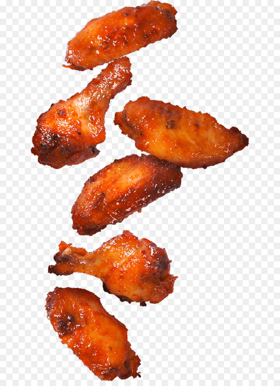 Download Free png chicken wings png clipart Fried chicken.