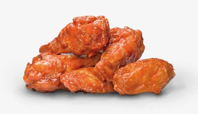 Delicious Chicken Wings.