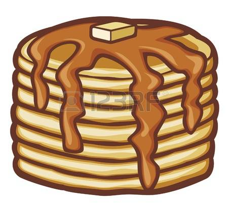 3,990 Pancake Stock Illustrations, Cliparts And Royalty Free.