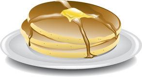 Hotcakes Stock Illustrations.