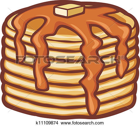 Pancake syrup Clipart Illustrations. 504 pancake syrup clip art.