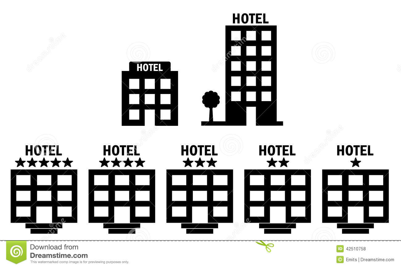 Free hotel clipart images.