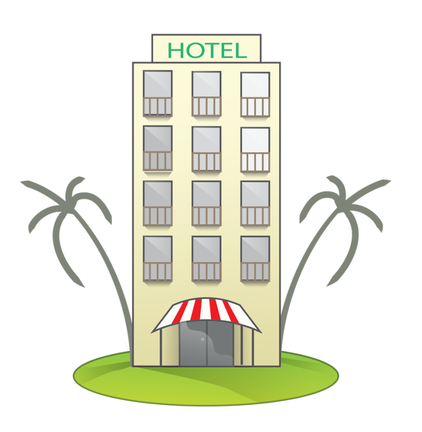 Hotel Clipart.