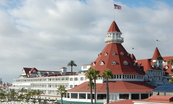 Things To Do / A Historic Tour of the Hotel del Coronado Tour.