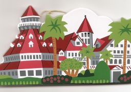 Hotel Del Coronado 2015 Annual Ornaments, 2015 Annual Collector's.