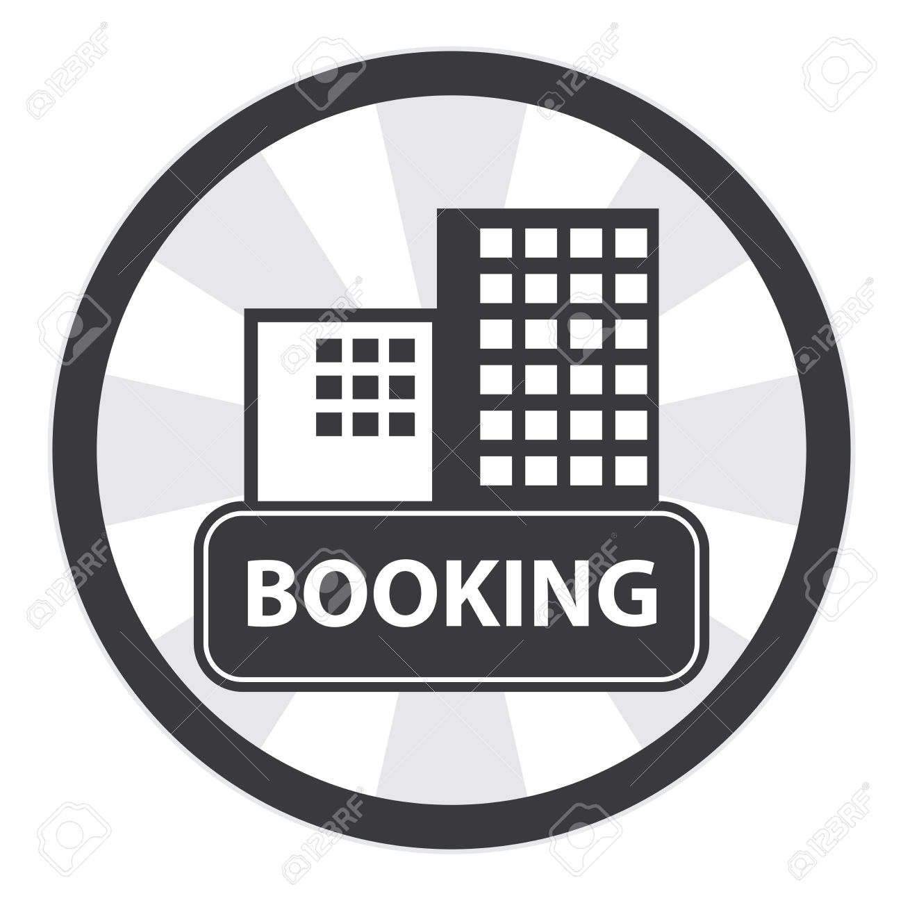Booking Icon #108797.