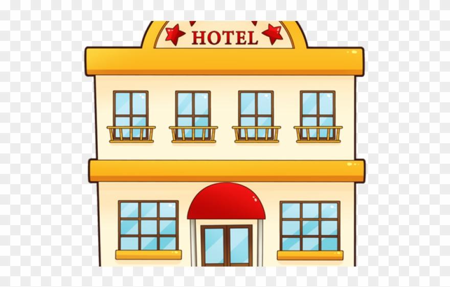 Hotel Clipart Clip Art.