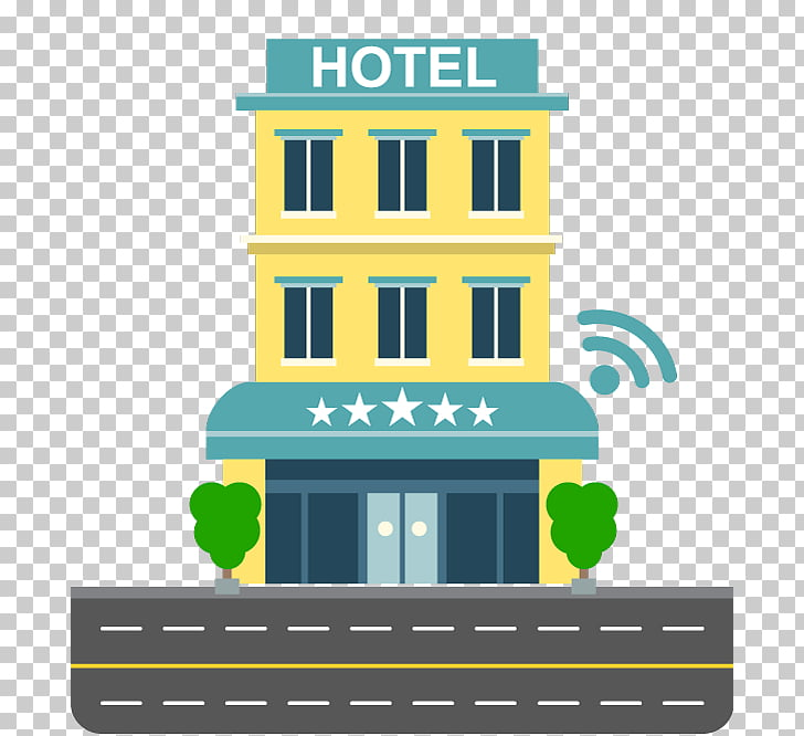 Infographic Hotel Building Wi.