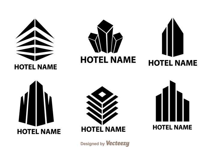 Big Hotel Logo Vectors.