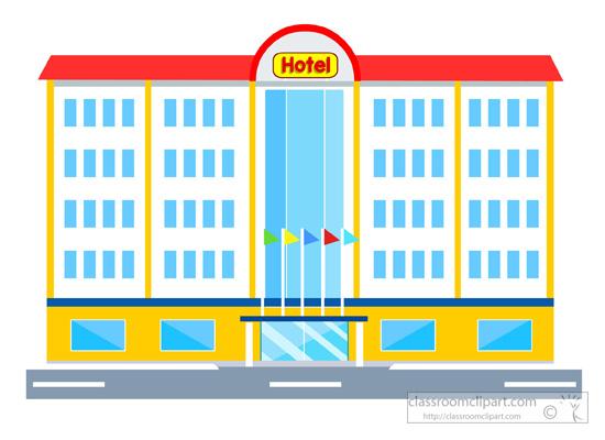 Architecture : hotel.